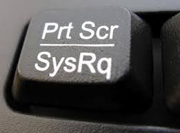 how to screenshot on PC Prts Scr
