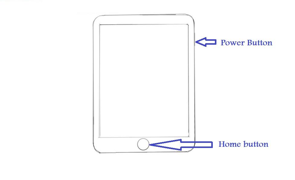 how to screenshot on ipad