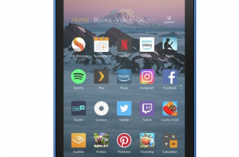 how to screenshot on amazon fire tablet