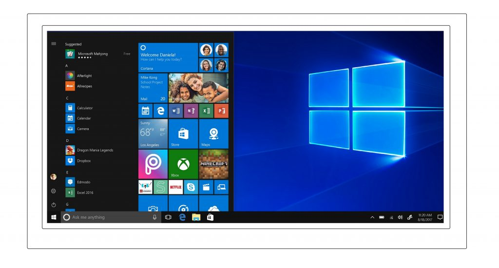 How To Screenshot On Windows Tablet